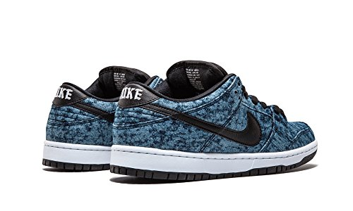 Nike Dunk Low Premium Sb, Chaussures de Skate Homme MIDNIGHT NAVY/WHITE/WHITE/BLACK