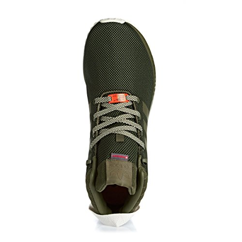 adidas Zx Flux 5/8 Tr, Scarpe da Ginnastica Uomo Verde