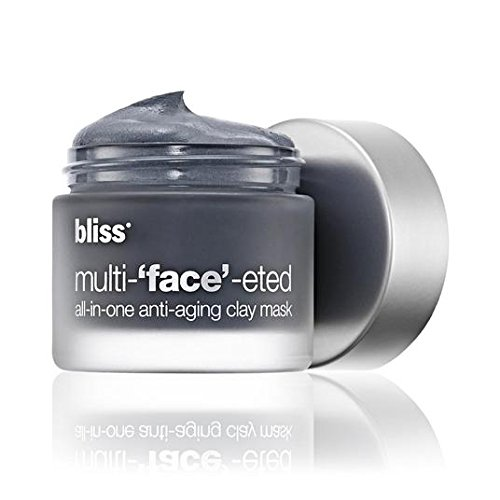 Bliss Multi-'Face'-Eted All In One Anti-Ageing Maske aus Ton 65g (Bliss Maske)