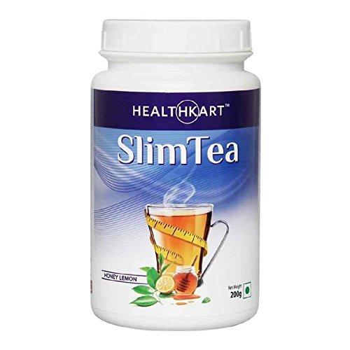 HealthKart Slim Tea, 0.2 kg Honey Lemon  available at amazon for Rs.249