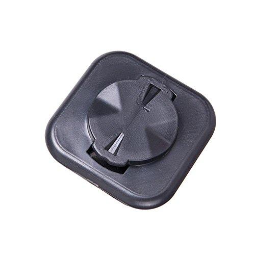 Fahrrad Stick Telefon Adapter, GPS Halterung Erweiterung Universal Aufkleber, Universal SRAM Watch Stop Phone Bike Mount Adapter Holder Sticker Garmin Nuvi Bean Bag Mount