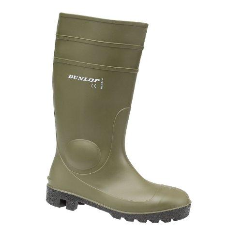 Dunlop - Stivali di Gomma - Donna Verde