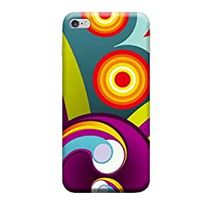 CaseLite Premium Printed Mobile Back Case Cover With Full protection For Apple iPhone 6 Plus/6s Plus (Designer Case)