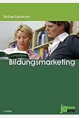 Bildungsmarketing Gebundene Ausgabe