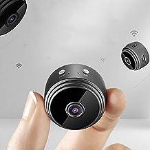 Cámara espía, AZX, Mini WiFi HD 1080P inalámbrica Cámaras espía Visión ...