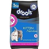 Drools Ocean Fish Kitten Cat Food, 4kg (+1Kg Free Inside*Limited Offer Stock)