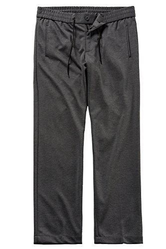 JP 1880 Homme Grandes tailles Pantalon look laine 708445 anthracite chiné