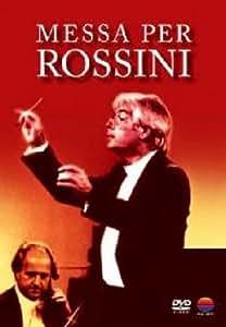 Messa Per Rossini [DVD] [2006]