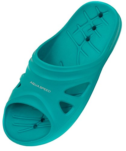 Aqua-Speed Kinder Florida Pool Schuhe ,hellblau, 29