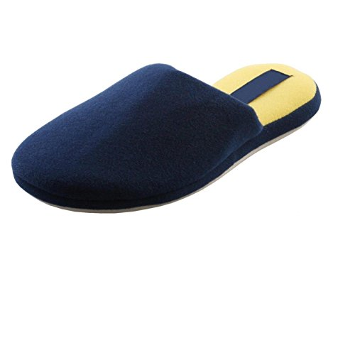 Tierhausschuhe Hausschuhe inkl. Filz Drache Pantoffel zum Basteln Kinder Schlappen zum mitmachen hochwertig, TH-DIYStickerart Blau