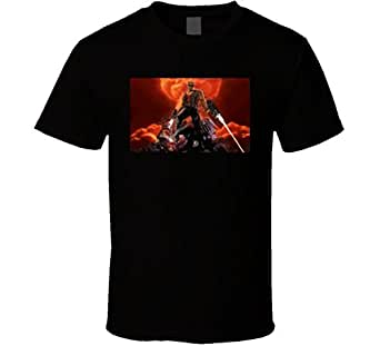 Delifhted duke nukem 3d video game t shirt for Game t shirts uk