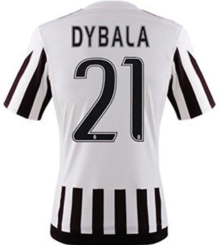 Trikot Adidas Juventus Turin 2015-2016 Home (Dybala 21, M)
