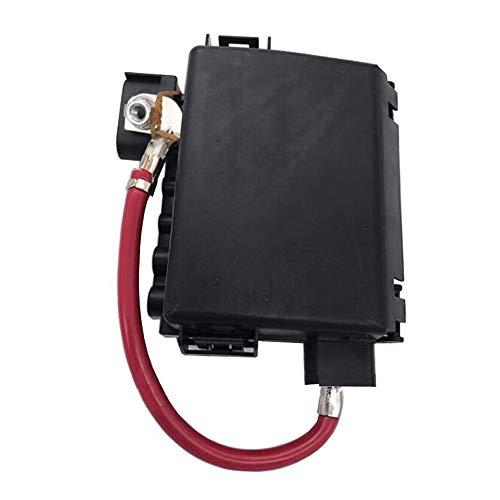 Preisvergleich Produktbild Sicherungskasten Direct Fit Circuit Ersatz Zubehör Kunststoff Professional Car Safe Easy Install Battery Terminal Durable for VW Bora Golf Jetta MK4,  Wie abgebildet,  Free Size