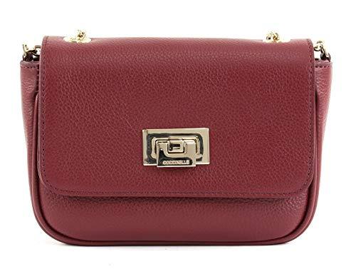 Preisvergleich Produktbild Coccinelle Mini Bag Flap Crossoverbag Grape