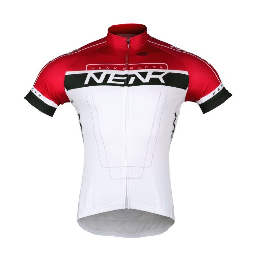 sobike-nenk-ciclismo-maillot-mangas-cortas-cooree-2-colores-rojo-m