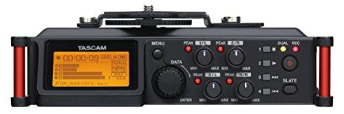 Tascam DR70D DSLR Camera Audio Recorder