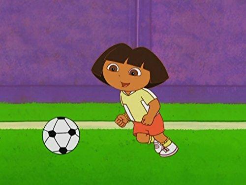 Dora rettet das Spiel -