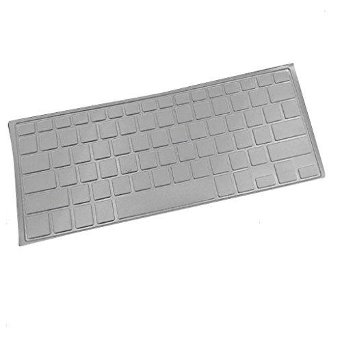 Sharplace TPU Tastaturschutz Abdeckung Schutzfilm Hülle Premium Keyboard Beschützer für Dell XPS 13.3
