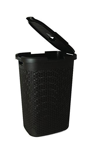 Hamper Palm Luxe - Lujoso cesto para la colada de...
