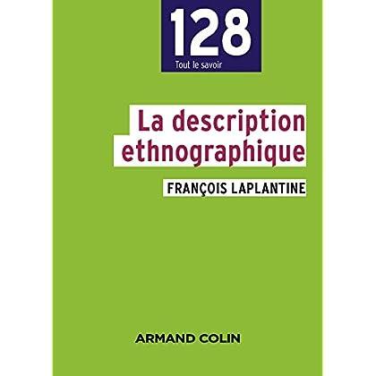 La description ethnographique - 2e éd.