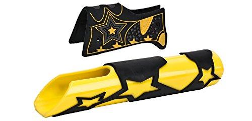 Warped Sportz Paintball Zubehör Bodykit Stars, Gelb, 64282