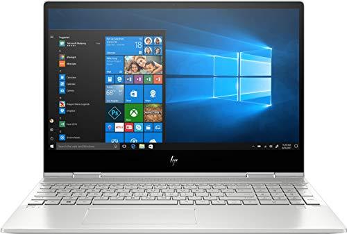 HP Envy x360 15-dr1000ng Argento Ibrido (2 in 1) 39,6 cm (15.6') 1920 x 1080 Pixel Touch Screen 10th Gen Intel Core i5 i5-10210U 8 GB DDR4-SDRAM 256 GB SSD Envy x360 15-dr1000ng, 10th Gen