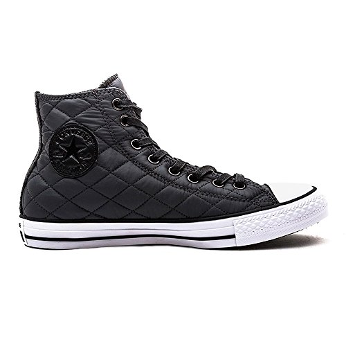 Converse All Star Hi Textile Quilted Herren Low-top Schwarz/Weiß