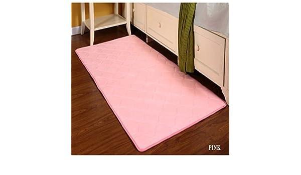 Fußboden Schlafzimmer Yoga ~ Ustide boden läufer teppiche für schlafzimmer pink garland teppich