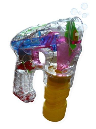 ole perfekt für Hochzeit Sommer Bubble Gun Kinder Spielzeug Seifenblasen Garten (Bubble Guns Für Hochzeiten)