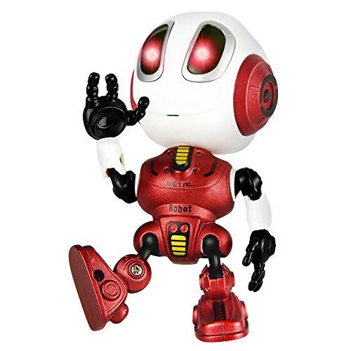 Cooles Spielzeug für 3-8 jährige Jungen, sprechender Roboter für Kinder wiederholt Ihre Stimme Einzigartige Geschenke für Kinder im Alter von 3-8 Jahren Spielzeug für Mädchen ab 3-8 Jahre