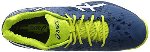 Asics Herren Gel-Solution Speed 3 Tennisschuhe Blau (Ink Bluewhitesulphur Spring 4501)