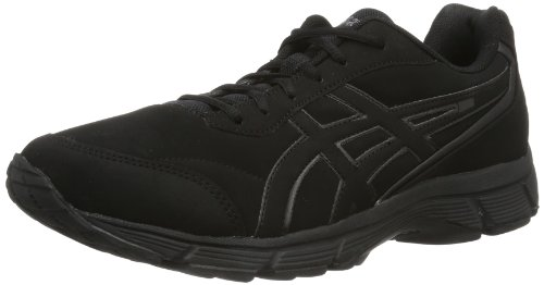 Asics Damen Gel-Mission Walkingschuhe, Schwarz (BLACK/ONYX/CHARCOAL 9099), 37.5 EU