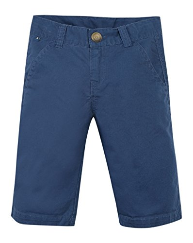 Z Jungen Shorts Bermuda Chino Indigo, Blau (Indigo), 116 (Bermuda Shorts Indigo)