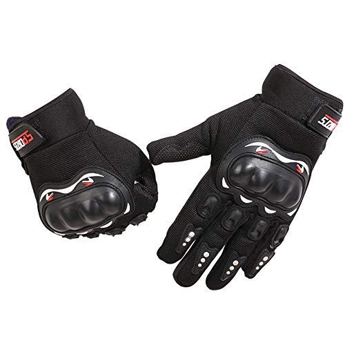 Mashgn outdoor guanti tutti si riferiscono al motociclo equitazione alpinismo trekking caccia outdoor attrezzature sportive guanti,black