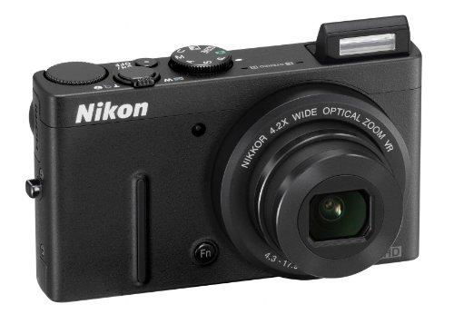 Nikon Coolpix P310 Digitalkamera (16 Megapixel, 4-fach opt. Zoom, 7,5 cm (3 Zoll) Display, bildstabilisiert) schwarz