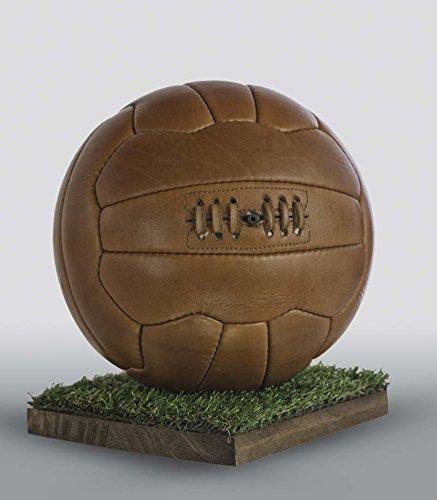 Balón de fútbol-marrón