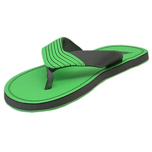 best cheap 50b0e c1d80 Nike 0886059911197 Mens Chroma Thong Iii Poison Green ...