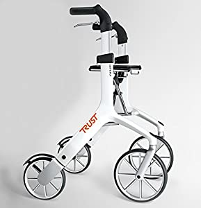 Trust Care Let's Fly Outdoor Rollator