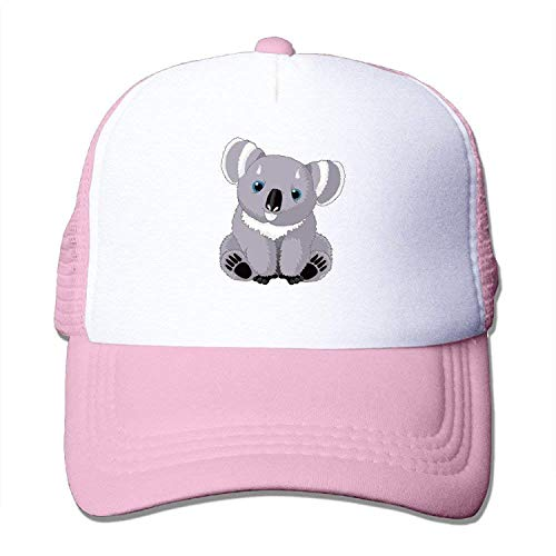 Fashion Baseball Caps Hats Men Women Cute Australia Koala Bear Mesh Hat Cap