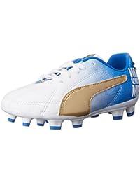 PUMA Mb 9 Firm Ground JR Soccer Shoe (Infant/Toddler/Little Kid/Big Kid)