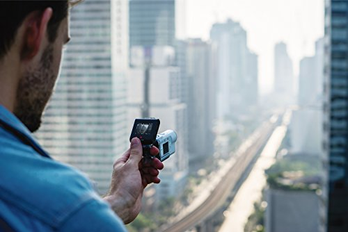 Sony FDRX3000R -  Kit de cámara Action CAM 4K y Grip para Dedo AKAFGP1,  Blanco y Negro