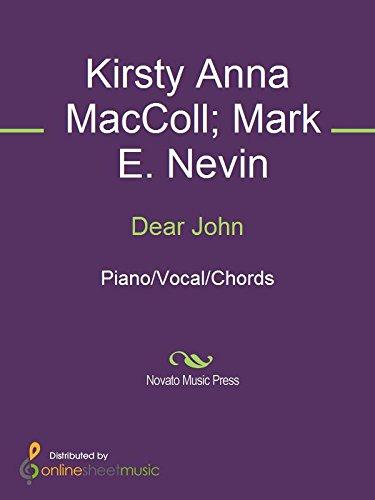 Dear John Ebook Eddi Reader Kirsty Anna Maccoll Mark E Nevin