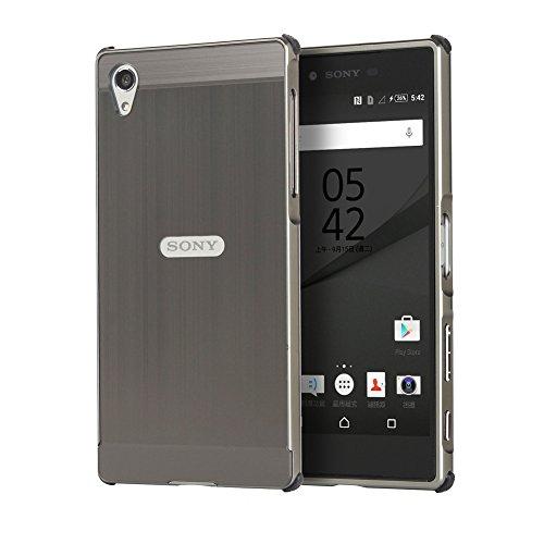 9aa274e0ee4 WIWJ Sony Xperia Z5 Premium Spiegel Hülle,Xperia Z5 Premium Mirror Cover,  Handyhülle Spiegel