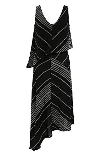 next Donna Abito asimmetrico - Tall Nero