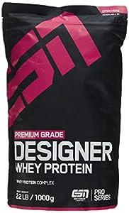 ESN Designer Whey Protein Pro Series, White Chocolate Hazelnut, 1kg Beutel
