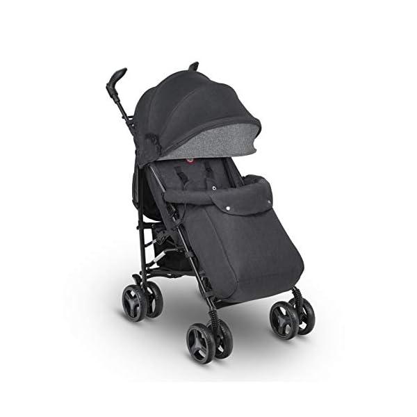 Lionelo Irma Folding Stroller with Backrest Adjustment 6 Inch Wheels Lionelo  3