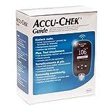 NUOVO ACCU CHEK GUIDE - Kit Glucometro per la Misurazione della Glicemia
