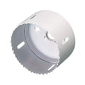 Wolfcraft 3490000 3490000-1 Sierra de Corona BiM, para no. 5957000, Profundidad de Corte 40 mm diam. 20 mm, 20mm