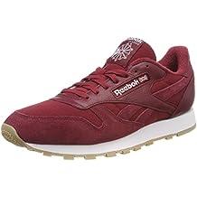 309c52c6fd6 Amazon.es  zapatillas reebok classic hombre - Rojo