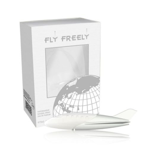 Tiverton - 81025B -Fly Freely White - Eau de Parfum - Femme - 100 ml